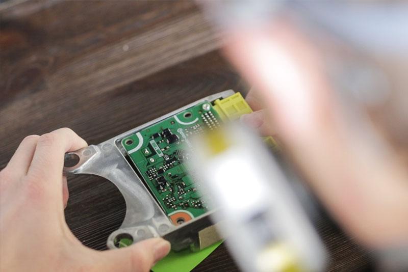 Details about ALL LEXUS SRS AIRBAG COMPUTER MODULE RESET SERVICE RCM  RESTRAINT CONTROL FIX